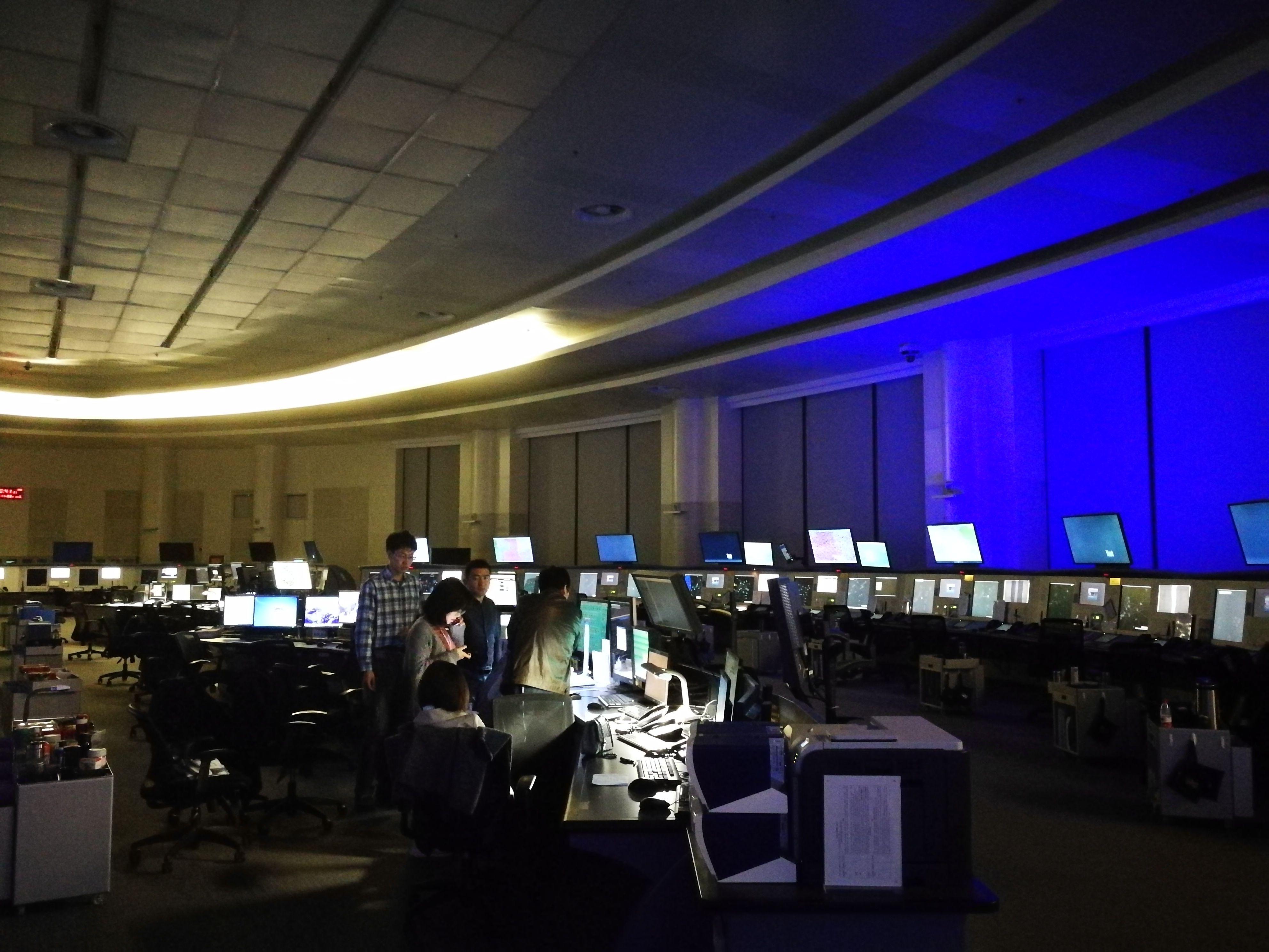 西北空管局技保中心顺利保障雷雨天气运行工作