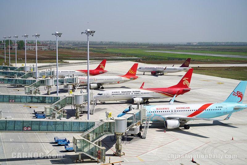 襄阳机场2500余架次航班助力春运更顺畅