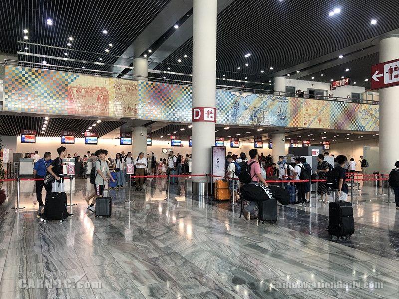 澳门国际机场2019年旅客量和航班量均创纪录