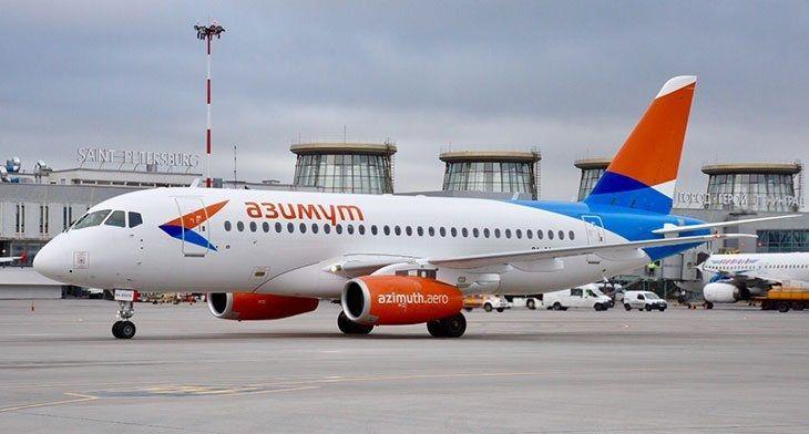 俄一架SSJ100客机由于发动机故障在萨马拉备降