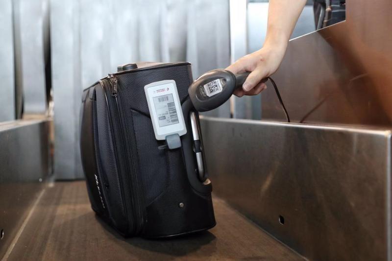 永久电子行李牌来上海了 你要知道的都在这里