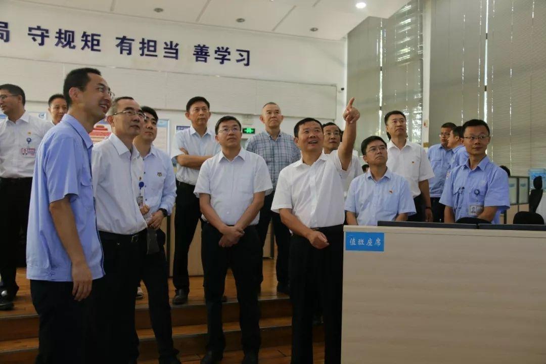 民航局调研组赴阎良地区调研国产民机制造业发展
