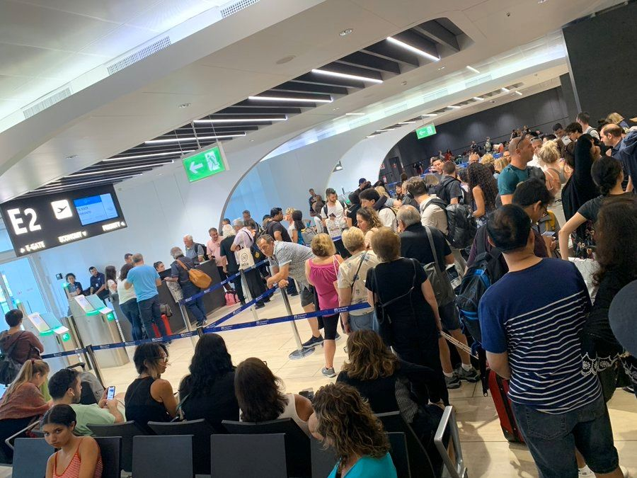 加航客機羅馬機場延誤逾6小時 乘客獲賠600歐元