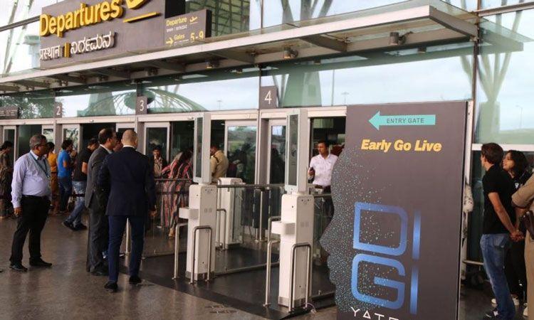 民航安检安保周报:班加罗尔机场T1将实现无纸化生物识别