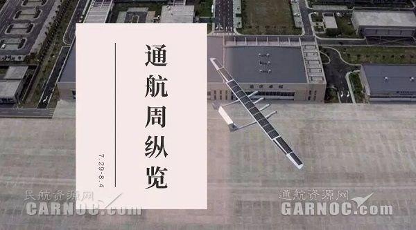 周纵览:民航局发文保障通用航空飞行活动