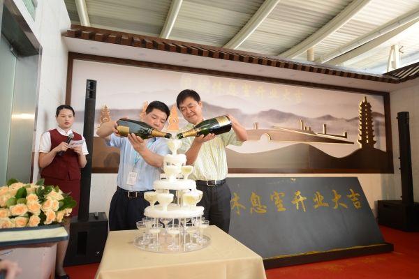 国航杭州第三个旅客休息室投产运营