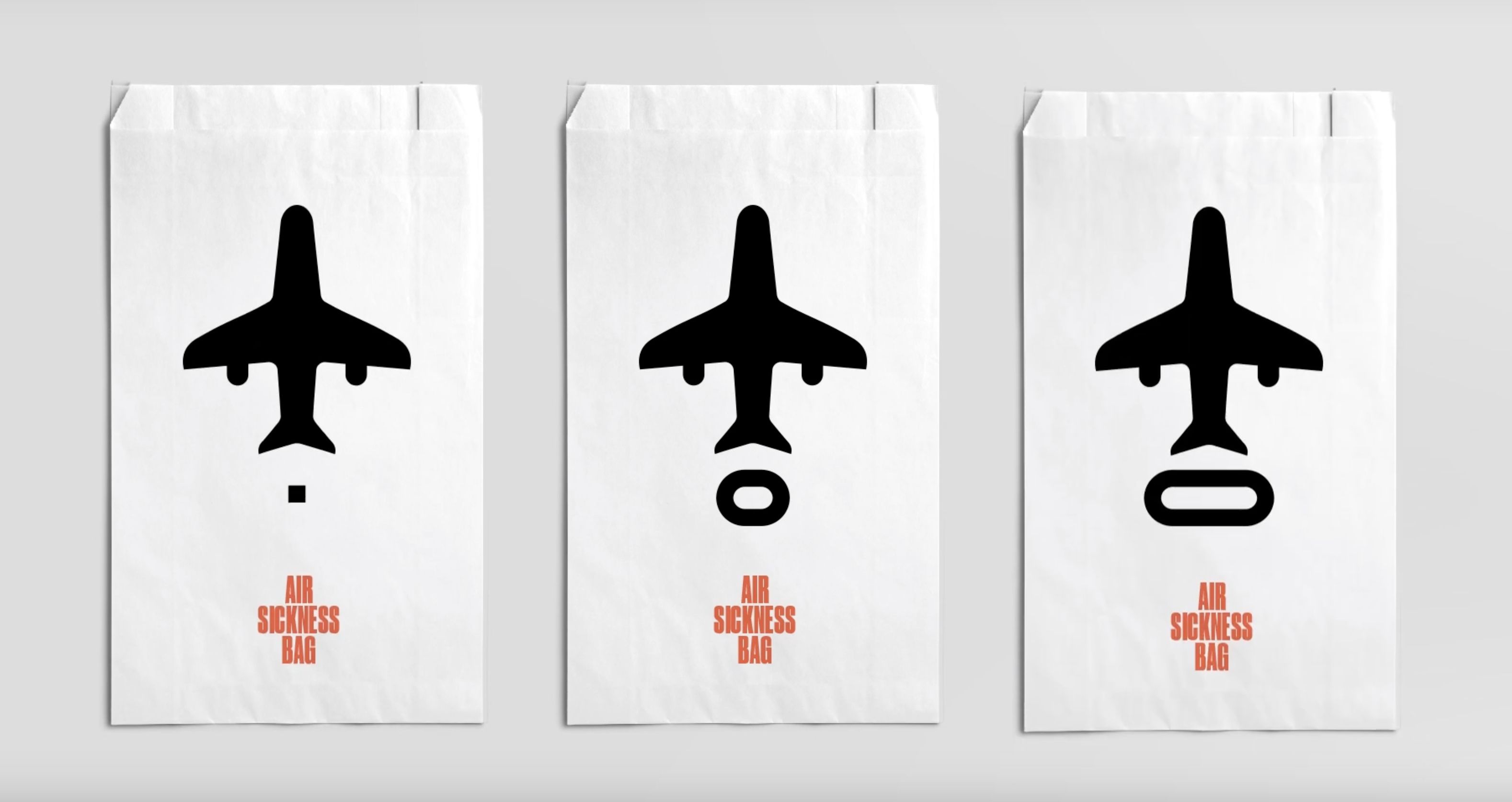 """这家航空公司真""""大胆"""" LOGO设计的古怪又有趣"""