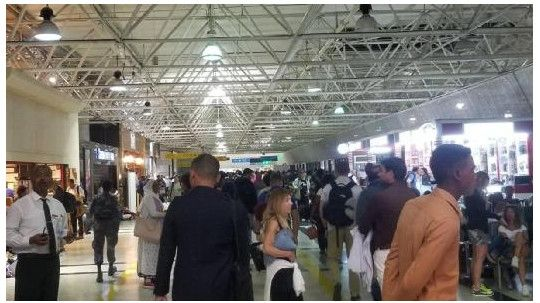 亚的斯亚贝巴机场乘客人数创下新高