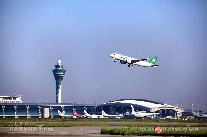 白云机场7月航班放行正常率近85% 创历年新高