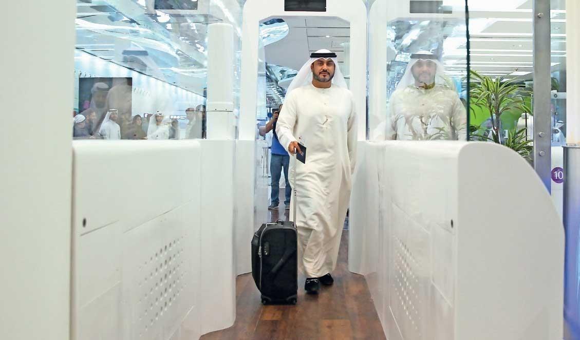 令人惊叹!迪拜机场将成世界AI程度最高机场