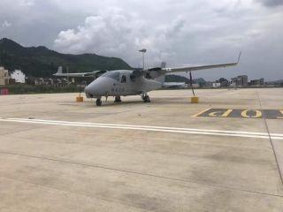 丹鳳機場停機17架,創歷史新高