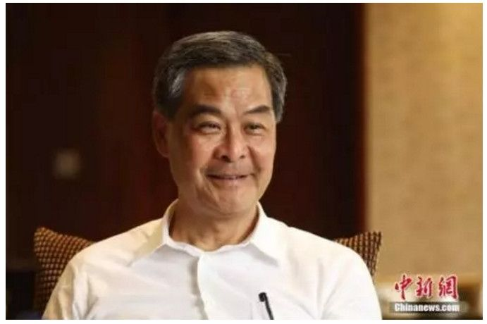 梁振英:若香港机组人员摆明针对美国,美政府会怎样对付他们?