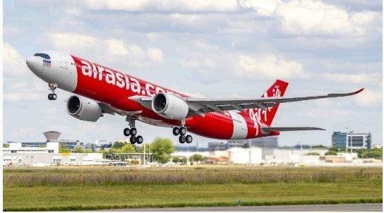 民航早报:亚航接收其首架A330neo