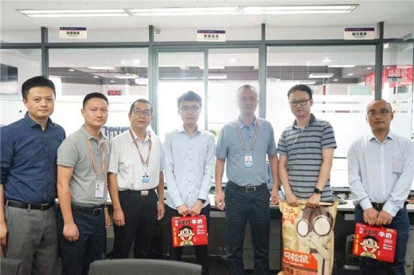 红土航空党委及公司领导慰问暑运一线职工