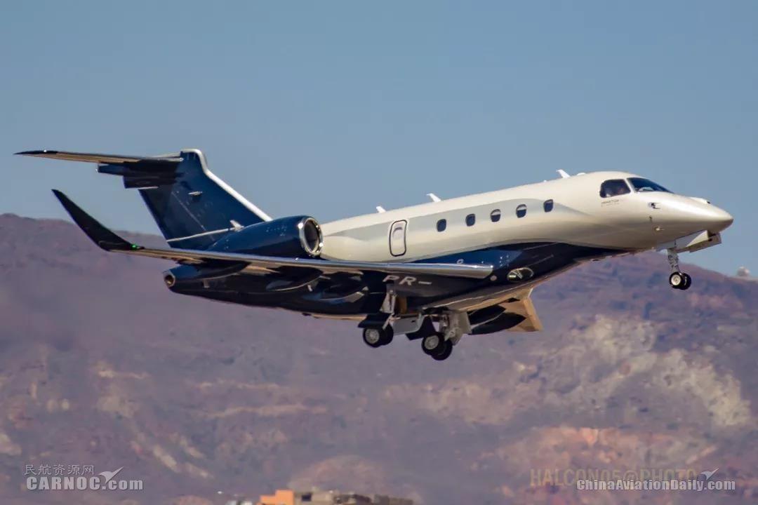 領航500獲巴西民航局認證 性能最優異的中型公務機