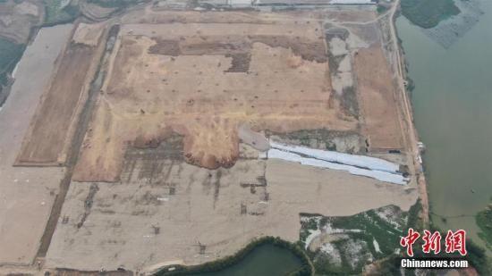 湖北鄂州建设亚洲首个专业货运枢纽