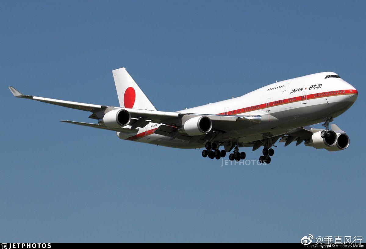 """日本""""空军一号""""将出售:设豪华座位 售价2800万美元"""