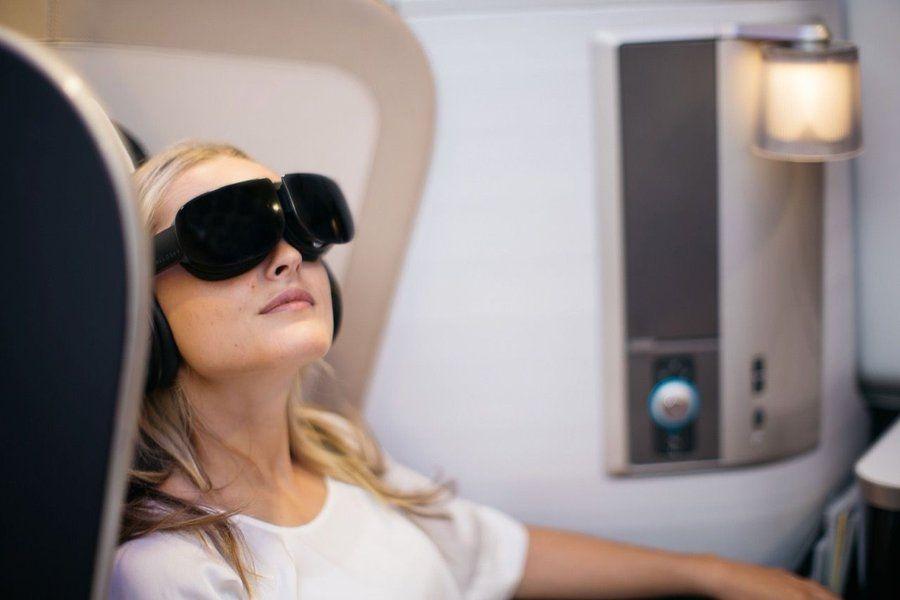 英国航空测试空中VR服务 帮助旅客消除焦虑