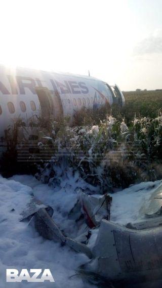俄罗斯客机双发失效安全迫降