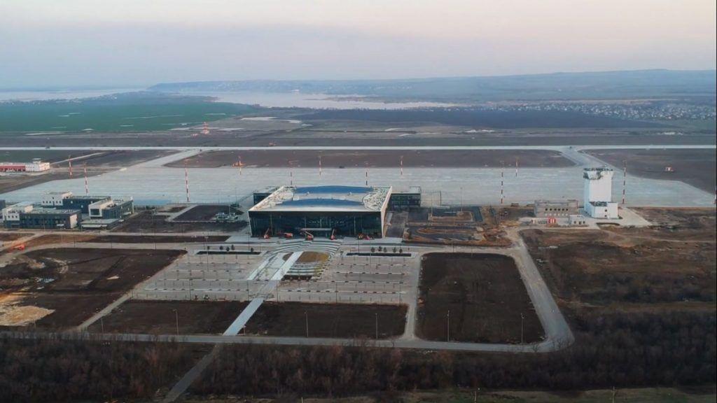 """俄议长:萨拉托夫""""加加林""""新机场应成为航空枢纽"""