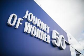 巴航工业50周年