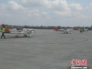 """""""江蘇造""""AT-3小飛機將出征世界領航飛行錦標賽"""