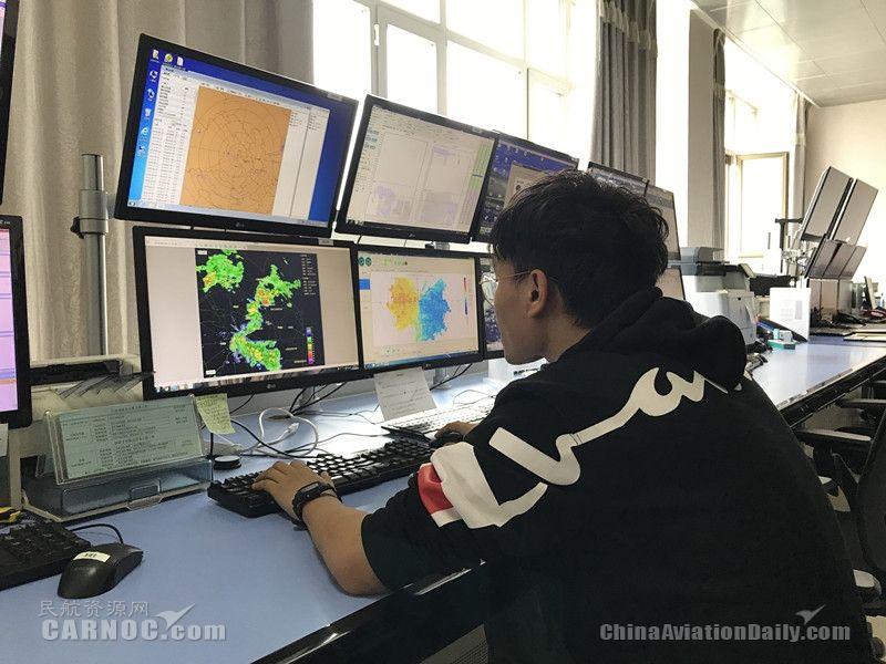 青海空管分局气象台:戮力同心 精益求精