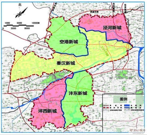 西北空管局雷达室全力配合西咸新区加速建设