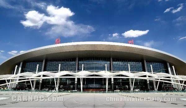 兰州中川国际机场全年旅客吞吐量将突破1500万人次