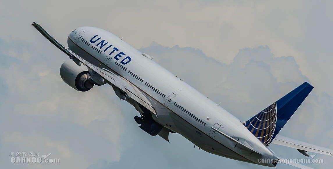 第四季度,美联航香港航线损失9000万美元