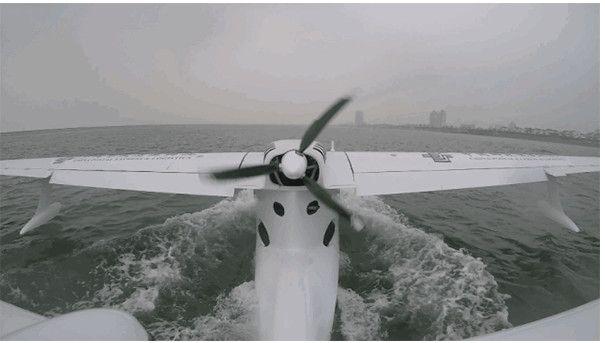 金山至舟山的无人机航线正在申请中