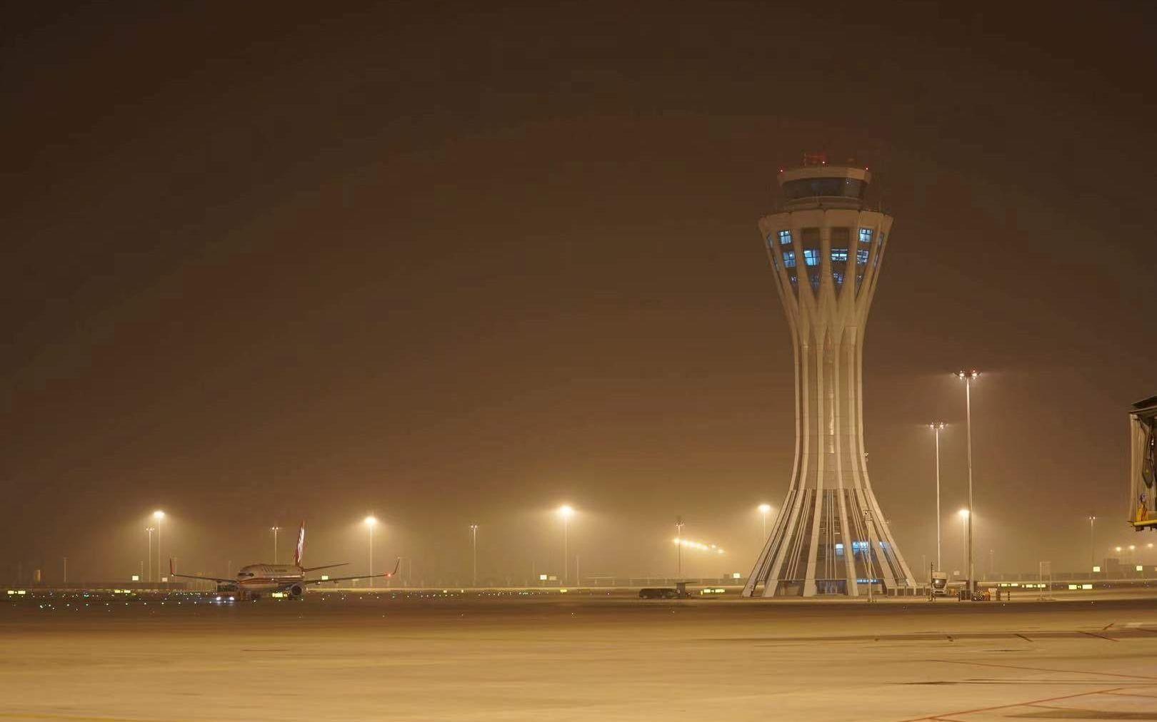 """大兴机场第二阶段验证试飞,考核三大""""傍身""""技能"""