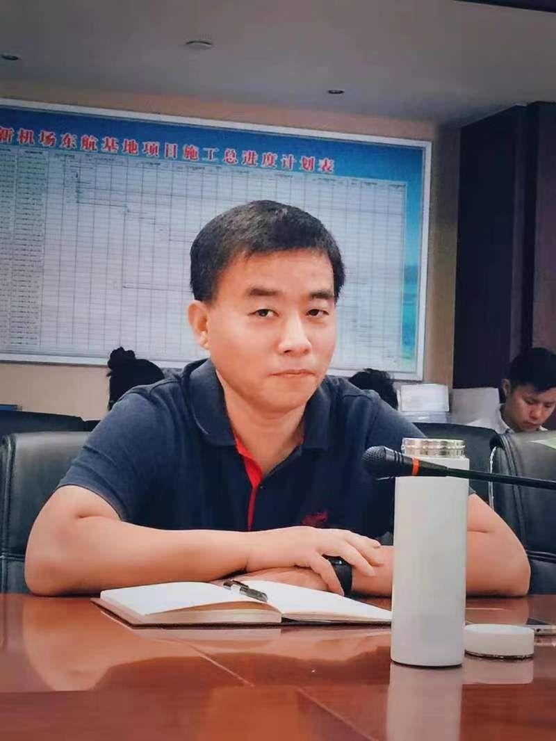 北京指挥部财务预算部侯跃巍