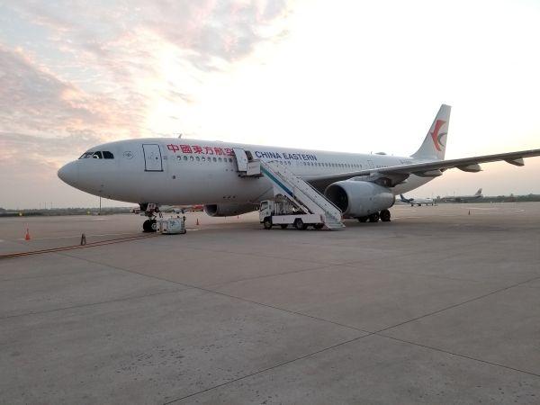 东航技术西北分公司保障西安—迪拜成功首航