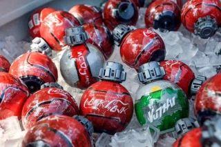 民航安檢安保周報:TSA撤回禁令,允許乘客帶手雷形狀可樂瓶上機