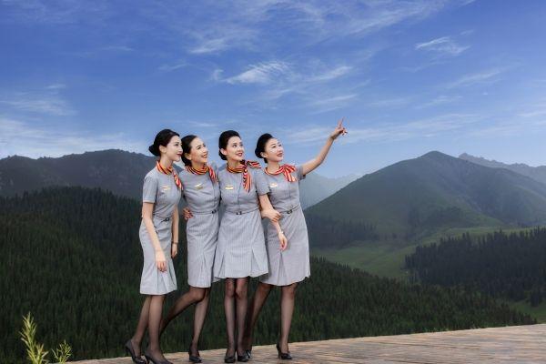 乌鲁木齐航空成立五周年,旅客运输量突破800万人次