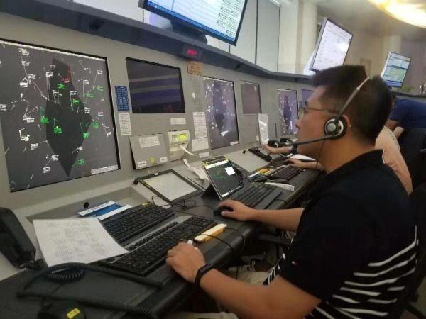 防风险保安全迎双节 西安区域管制积极在行动
