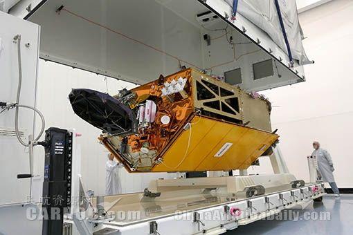 空中客车完成哨兵-6A海洋卫星的制造