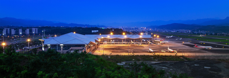 张家界机场旅客吞吐量突破200万人次