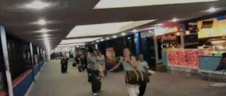紐約機場陷入大混亂 起因會讓中國人非常不舒服