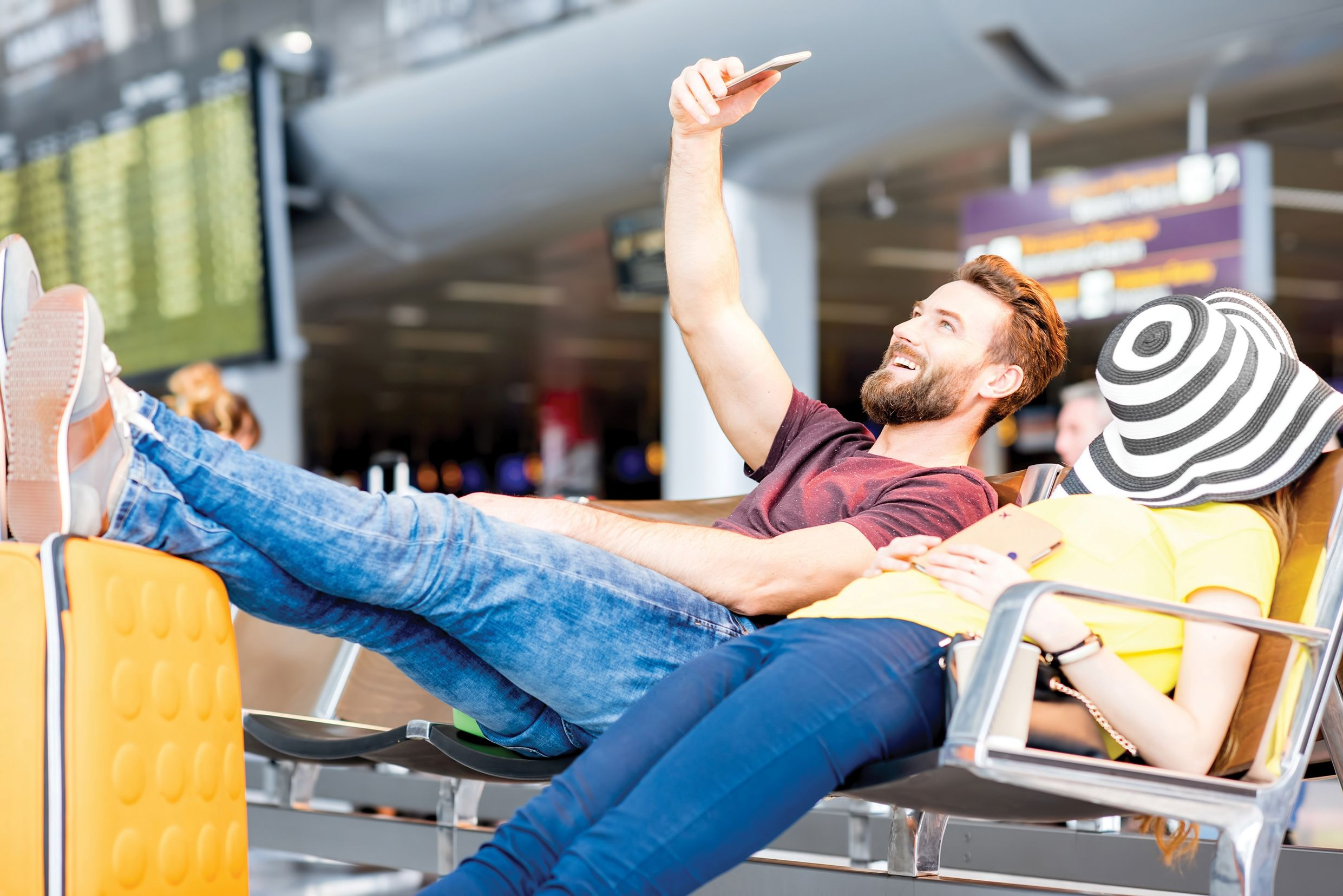 SITA最新报告:数字化旅客期待更自动化的无缝旅行体验