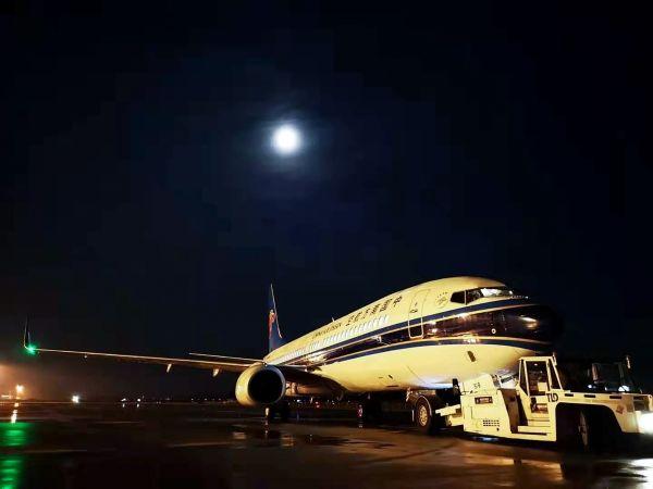 南航中秋在潮汕推出10个赏月航班 邀旅客共赴婵娟