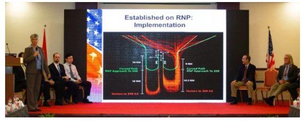 波音助力中国空域和地面优化 提升民航运行效率