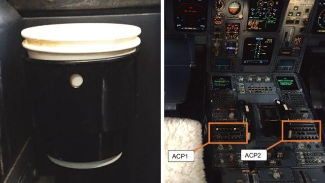 飞行员打翻咖啡致操作面板冒烟 载337人客机备降爱尔兰