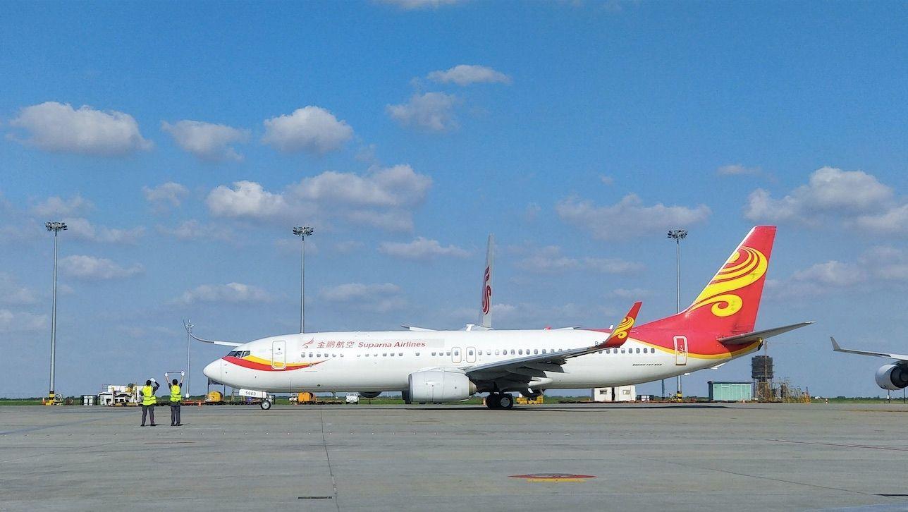 登机更便捷,金鹏航空启用浦东机场S2卫星厅
