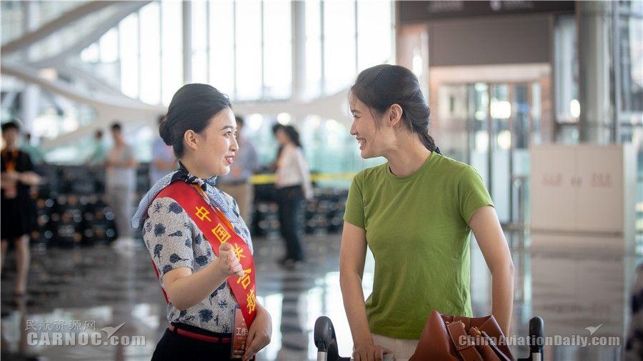近6万人预订中联航大兴机场航班,国庆为出行高峰