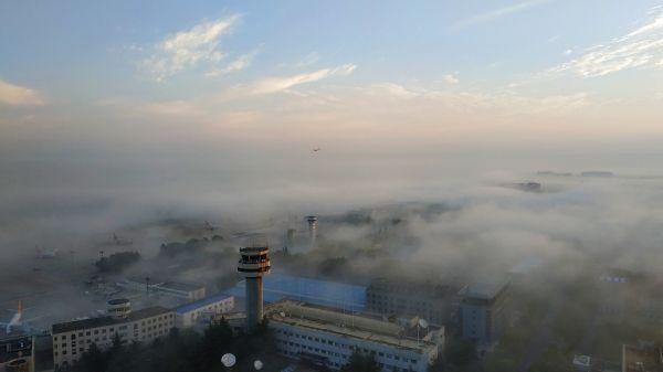 西北空管局启用Ⅱ类盲降 保障咸阳机场大雾天气航班起降