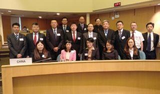 澳门机场代表参加第23届亚太航空规划及实施区域组织会议