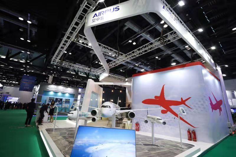 空中客车正在全面融入中国航空产业大家庭