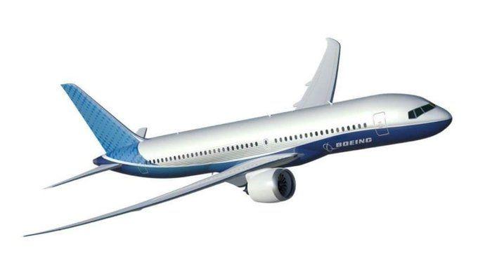 民航早报:空客预计波音NMA飞机市场量为2500架